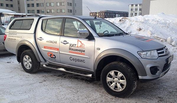 Сервисное обслуживание экскаваторов и фронтальных погрузчиков в Екатеринбурге