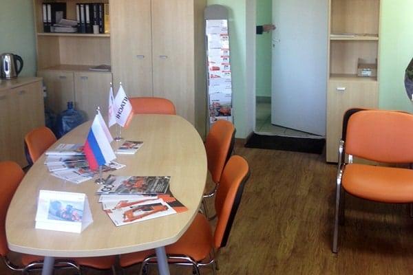 Офис Хит Машинери в Нижнем Новгороде, купить экскаватор, фронтальный погрузчик, спецтехнику и запчасти