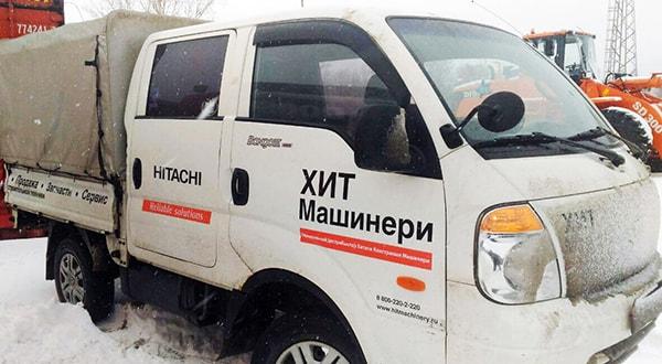 Сервисное обслуживание экскаваторов и фронтальных погрузчиков в Хабаровске