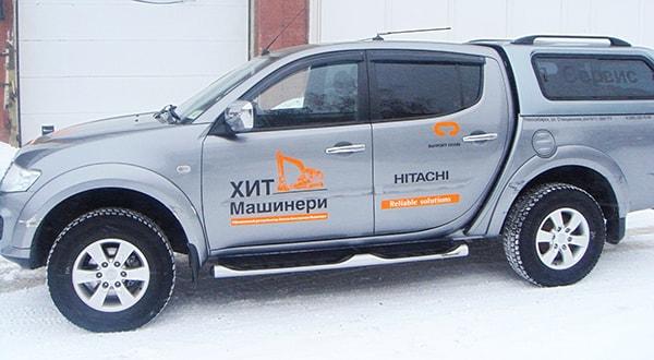 Сервисное обслуживание экскаваторов и фронтальных погрузчиков в Новосибирске