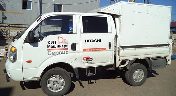 Сервисное обслуживание экскаваторов и фронтальных погрузчиков в Улан-Удэ