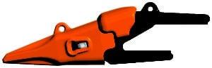 Коронки, ножи, бокорезы Hitachi - Адаптеры Hitachi