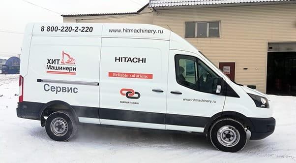 Сервисное обслуживание экскаваторов и фронтальных погрузчиков в Иркутстке