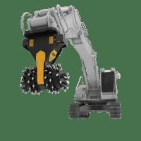 Навесное оборудование для экскаваторов и фронтальных погрузчиков Hitachi