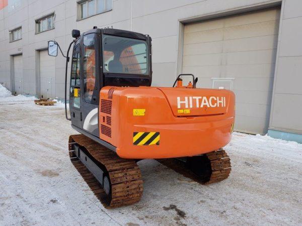 Б/у гусеничный экскаватор Hitachi-ZX70-5G