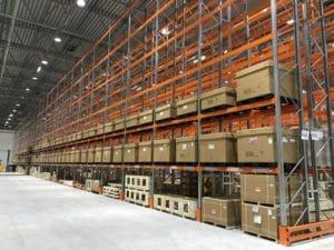 Hitachi Construction Machinery Eurasia открыла первый склад запчастей в России