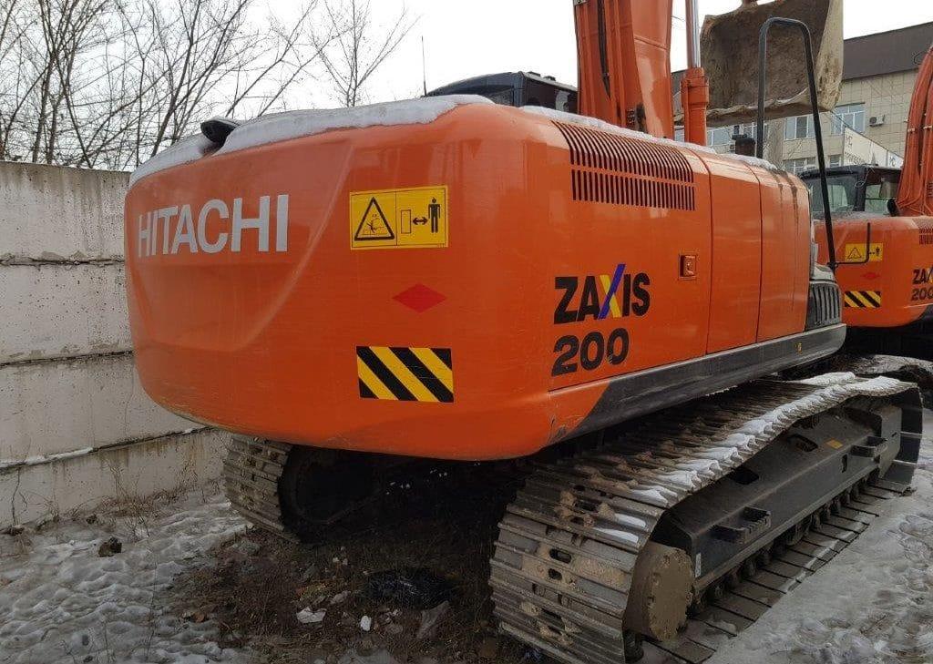 ЭкскаваторHitachi ZX200-5G