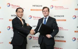 Смазочные материалы для Hitachi будет производить «ТОТАЛ ВОСТОК»