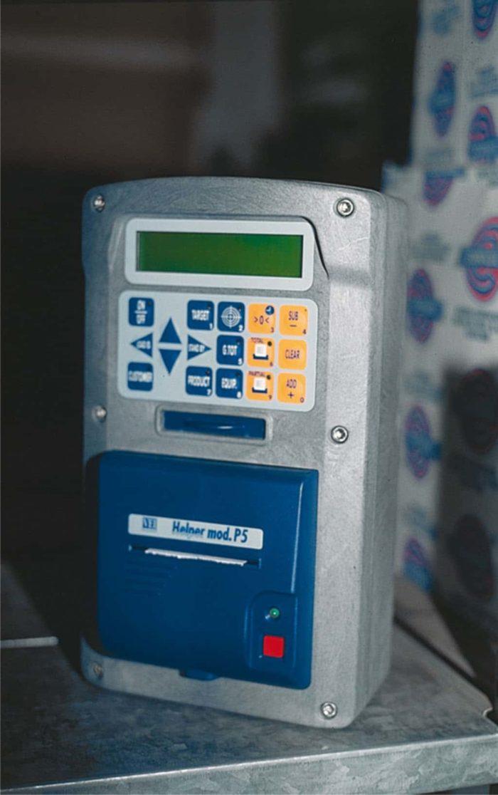 Бетоносмеситель с самозагрузкой DIECI N2400