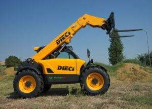 Телескопический погрузчик DIECI AGRI FARMER