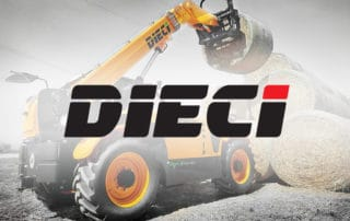ХИТ Машинери стал официальным представителем итальянского бренда DIECI