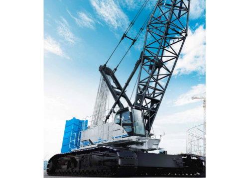 Кран HSC (Hitachi Sumitomo Crane) SCX2800A