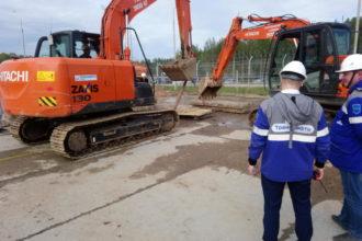 Компания «ХИТ Машинери» переоборудует экскаваторы для АО Транснефть-Сибирь и АО Транснефть-Север
